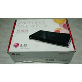 Lg An-wl100w - Wireless Media Box