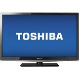Pantalla Led Toshiba Class De 19 18-3/8 Medido En Diagona