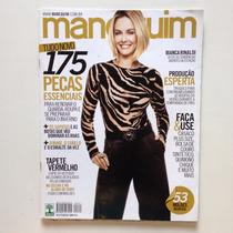 Revista Manequim Bianca Rinaldi Ano 2014 N°661