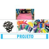Projeto Fabrica De Chinelos Detalhado + Lista Fornecedores