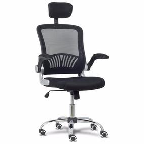 Cadeira Escritório Presidente Ergomax Tela Mesh Relax