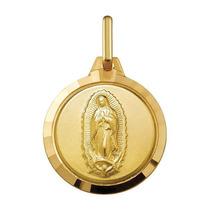 Medalla Virgen Guadalupe De Oro 14-1000255/18 - Argyor