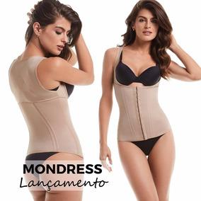 Cinta Modeladora Com Perna Ref.  3 01ra Mondress - Moda Íntima e ... f2c2cf06dbd