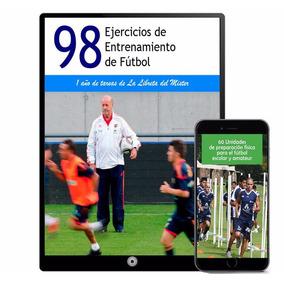 Futbol Entrenamiento Técnico Táctico 17 Libros Di Gital P Df