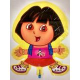 Balão Dora Aventureira Explorer Nickelodeon Aniversários