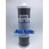 Refil Elemento Filtrante Bebedouro Ind 888 Carvão Bloco