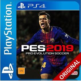 Pes 2019 - Pro Evolution Soccer 2019 Ps4 - Promoción