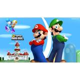 Colección Super Mario Bross Muñeco Juguete Niños