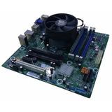 Kit Placa Mãe Q77 Processador I5 3470 Memória 8gb Usb 3.0