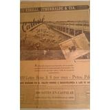 18 Páginas De Diarios La Prensa Y El Mundo 27 Marzo 1947