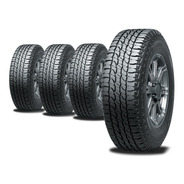 Kit X4 Neumáticos 265/60/18 Michelin Ltx Force 110h