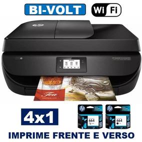Impressora Multifuncional Hp 4675 Deskjet Ink Frente E Verso