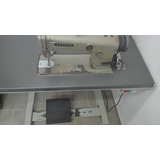 Maquina Industrial Recta Brother