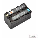 Bateria Np-f750 5000mah Hdr-fx1 Hdr-fx7