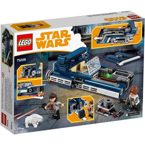 Lego Star Wars - 75209 Nave Han Solo Hsm