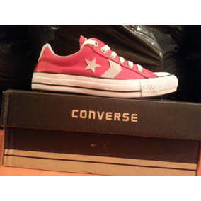 Zapatillas Converse All Star Player Ox Lona Prod Argentino