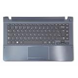 Teclado Touchpad Notebook Samsung Ativ Book Np 470 R4e