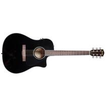 Violao Fender Dreadnought Com Case 096 1536 - Cd-60 Ce - 206