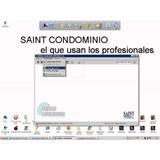 Software Saint De Administracion De Edificios Y Condominios