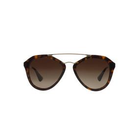 Óculos Prada Pr04qv Kad1o1 White Havana 5118 - Óculos no Mercado ... 583b521f82