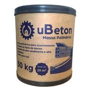 Ubeton Cola Bloco / Tijolo - 8 Un. De Barrica 30kg - 240kg