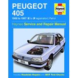 Manual De Taller Peugeot 405 + Circuitos Electrónicos