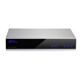 Hvr0402 Zk - Nvr 4 Canales / 720 Lineas / Vga&cbvs / Compres