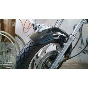 Moto Choper Semi- Nueva