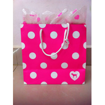 Bolsas Victoria Secret Pink Pequeñas
