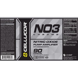 Cellucor No3 Chrome G4 Pump Amplifier 90 Caps Oxido Nitrico