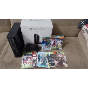 Xbox 360 Super Slim Destravado Lt 3.0 Novo Com Kinect