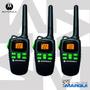 Radio Motorola Md200tpr - 3-pack - Envío Nacional Gratuito!