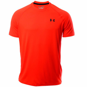 Playera Atletica Heatgear Ua Tech Hombre Under Armour Ua1596