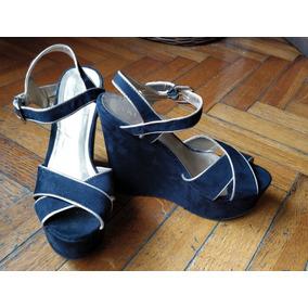 Zapatos Mujer Fiesta Forever 21 Xxi Taco Chino Plataforma