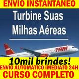 Turbine Suas Milhas Aéreas - Allan Costa +10mil Brindes!