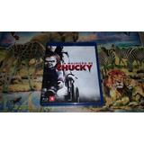 Blu-ray A Maldição De Chucky Original