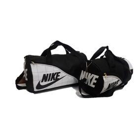 Jogo De Bolsa Bau Mochila Nike Casual Academia Treino