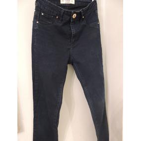 Jeans Marca: Peuque Original Talle (26) Ó (s) Pequeña Falla