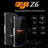 Celular Homtom Zoji Z6 Ip68 Uso Rudo Dual Sim Sumergible