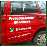 Ploteado En Vehiculo Publicidad Calcos Diseños Personalizado
