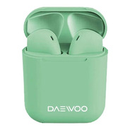 Auricular Daewoo Inalámbrico Sense Candy Colores Bt Dw-373