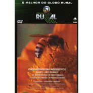 Dvd O Melhor Do Globo Rural 25 Anos - Muares, Café Orgânico