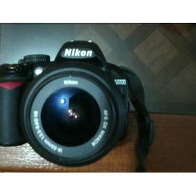 Cámara Digital Réflex Nikon D3100 Full Hd Cargador Memoria