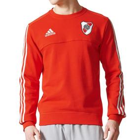 Buzo adidas Futbol River Plate Hombre Rj/gr