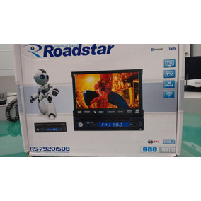 Rs-7920isdb Dvd Player C/ Tv Digital | Tela Motorizada