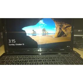 Notebook Lg A530 Gforce Gt555m - Win 10 - Ssd 240gb - 8 Gb