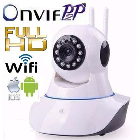 Câmeras Ip 2mp Wireles Wifi Full Hd Onvif Plataf Intelbras