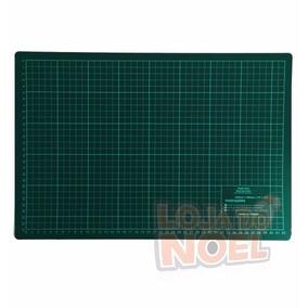 Base De Corte 45x30 Cm Scrapbook, Patchwork E Artesanatos