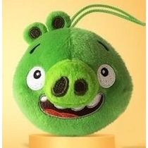 Pelucia Angry Birds Coleção Lanche Mc Donalds