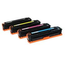 Kit Toner Ce320a Alta Capacidade - 04 Peças